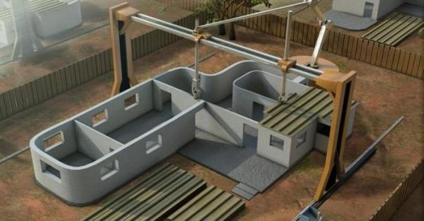靠3D打印能解决住房问题?