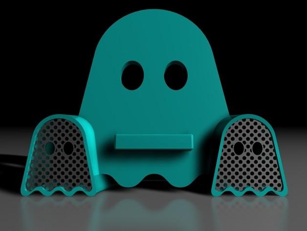 不一样的鬼魅 那些与幽灵有关的3D打印
