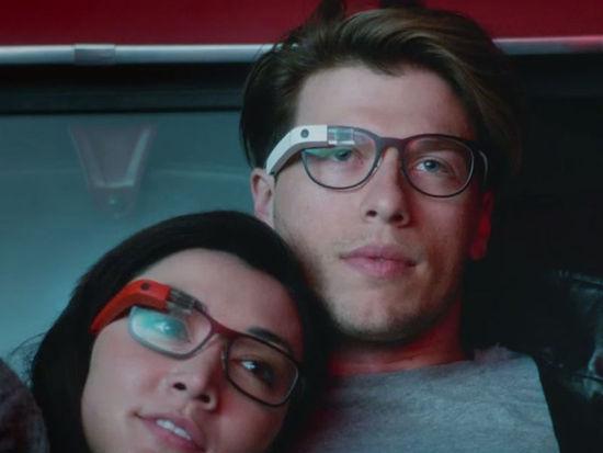 第二代谷歌眼镜配备指纹和眼球识别功能