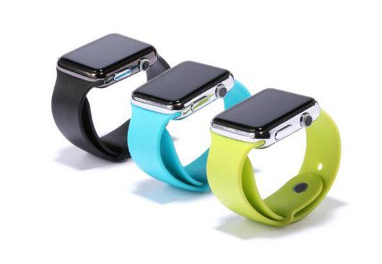 """苹果手表未上市,山寨Apple Watch""""已问世"""