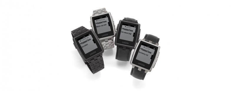 Pebble : 与 Android Wear 手表完美融合
