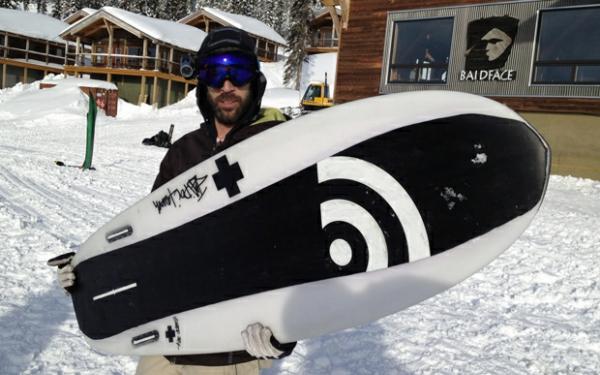 智能滑雪板圣诞节的好礼物
