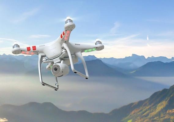 大疆无人机开启个人玩具时代 B2C市场面临市场风险