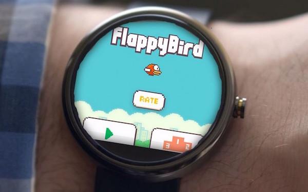 智能手表游戏很难火爆