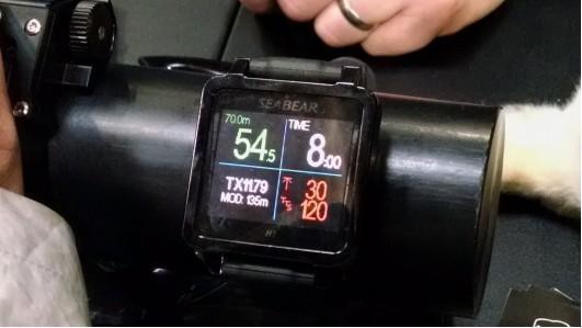 Seabear H3智能手表陪你上山入海