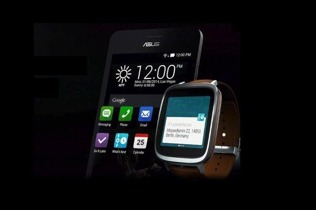 华硕新款智能手表ZenWatch将续航7天