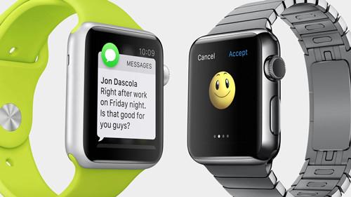 苹果CEO库克:预计Apple Watch将于今年4月发售