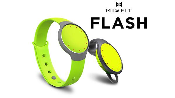 Misfit Flash智能手环系统升级可变智能遥控器