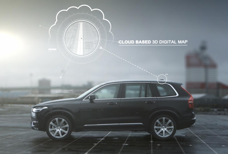 沃尔沃将推自动驾驶汽车