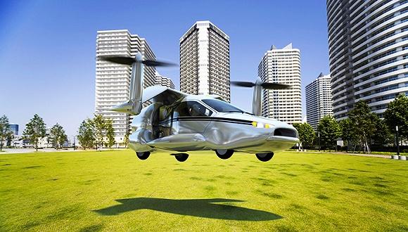 世界首款飞行汽车变形者年末上市,售价预计为27.9万美元