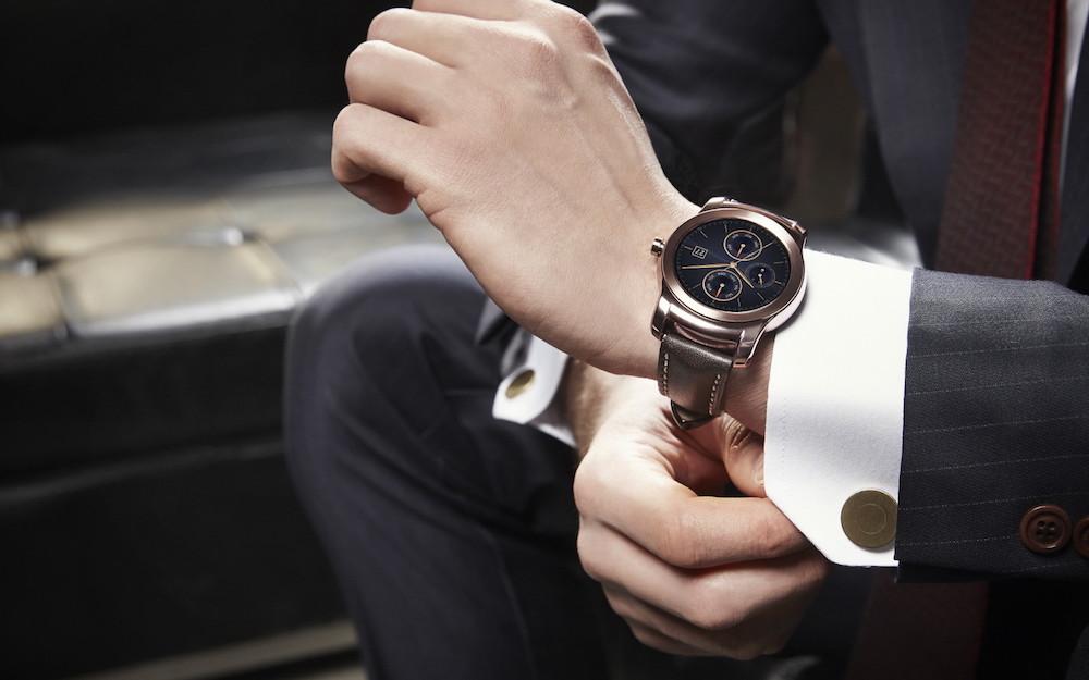 LG 新款智能手表 Watch Urbane 将3 月在MWC 上亮相