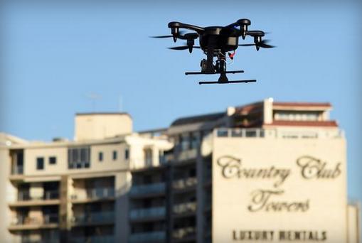 白宫特勤局将在特区上空部署自己的无人机