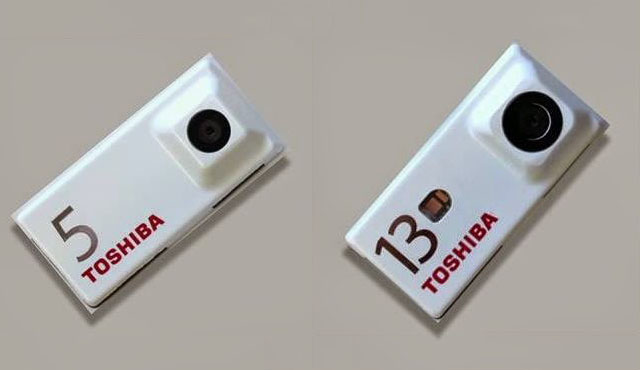 东芝推出 Project Ara模块化手机的首个相机模块