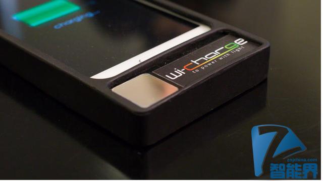 以色列Wi-Charge公司推出红外无线充电技术