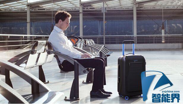 智能行李箱的新时代到来