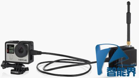 GoPro HeroCast发射器 可直播第一人称视频