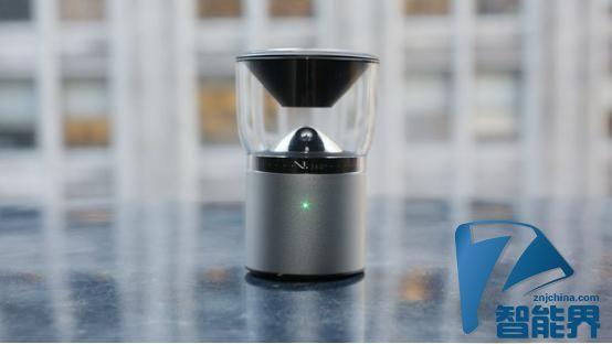 见过能拍摄虚拟现实全景的360度运动相机么?