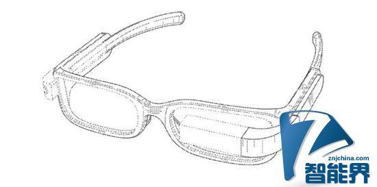 谷歌眼镜新专利:组件可拆分