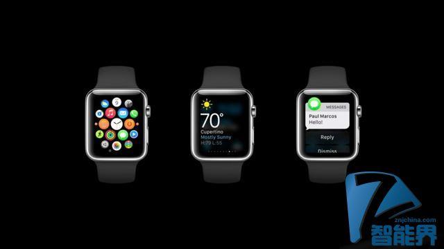 苹果手表电池205毫安时 一天一充正常用三年