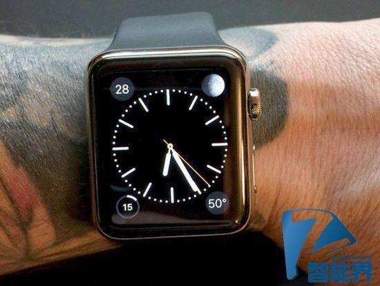 纹身让Apple Watch手腕检测功能失效
