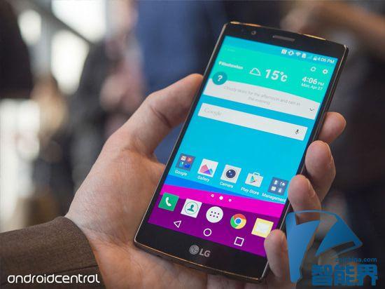 弃用骁龙810,LG全新旗舰G4正式发布