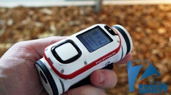 拍完直接就能编辑的运动相机