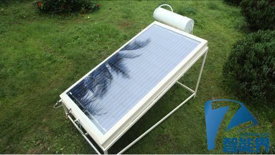 利用太阳能电池板蒸馏 让海水直接变成纯净水