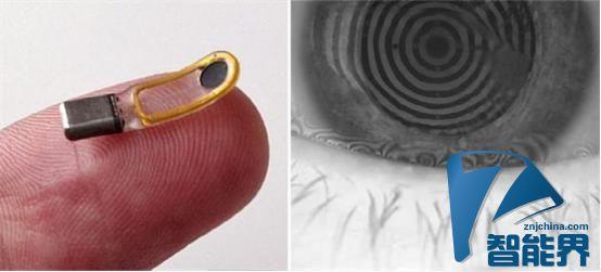 植入眼球的智能设备:想哭就哭完全自己控制