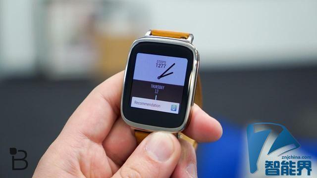 华硕为ZenWatch智能手表增添新表盘和新功能