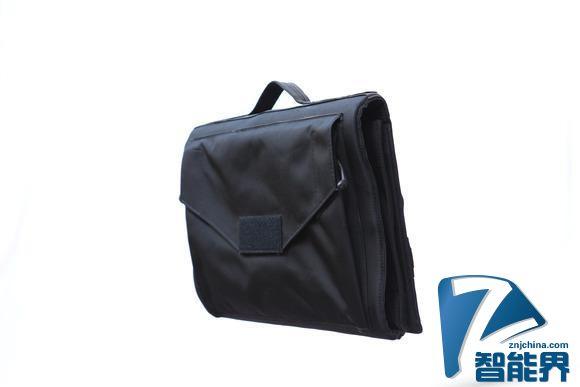 能够防弹的电脑包:无法保护电脑但能保护人