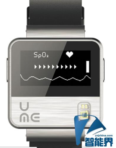 """""""走心""""的UME Watch智能手表"""