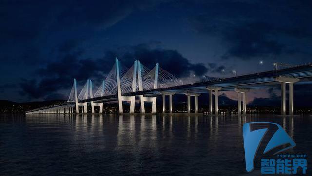 美国纽约有一座智能大桥 配备飞利浦LED照明