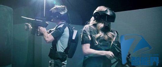 这个才叫玩游戏 身临其境的VR主题公园