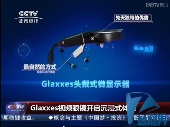 Glaxxes专利曝光 欲打造智能可穿戴眼镜