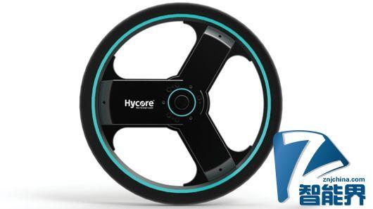 换个Centinel Wheel智能车轮,自行车由人力秒变电动