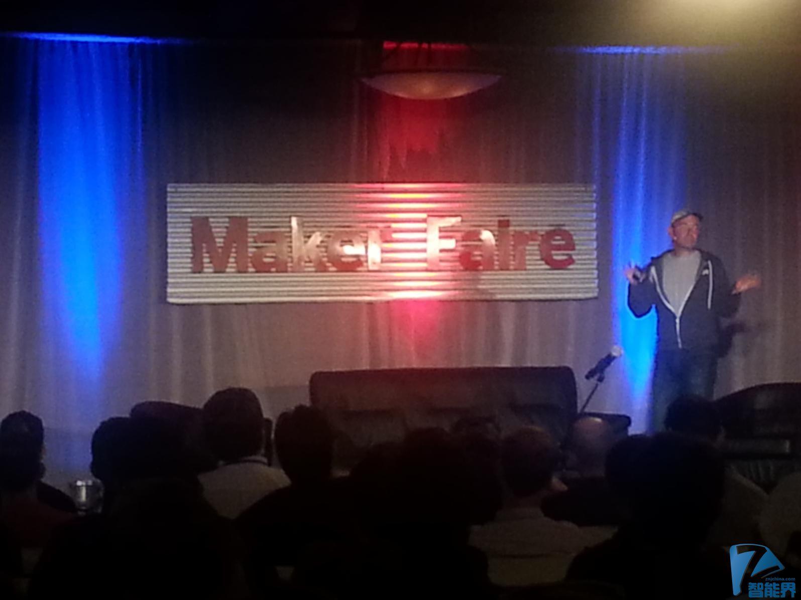 现场直击2015年MakerFire  人人都是创客