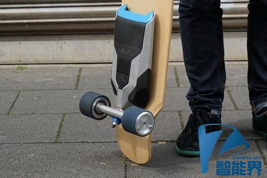 Mellow:将普通滑板电动化 带来全新体验
