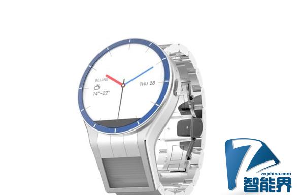 联想推出首款双屏智能手表