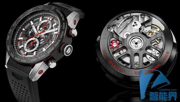 豪雅智能手表曝光 与传统手表外观差别不大