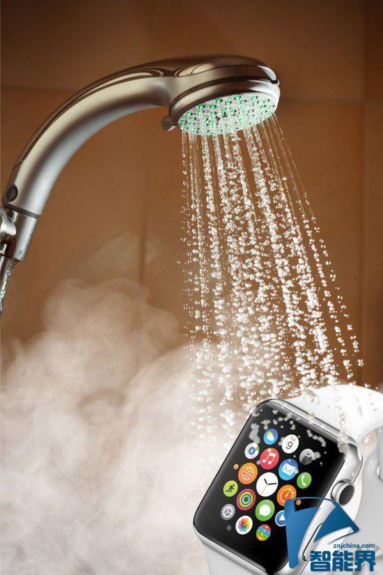 Apple Watch表冠积灰怎么办 苹果:直接用水冲洗