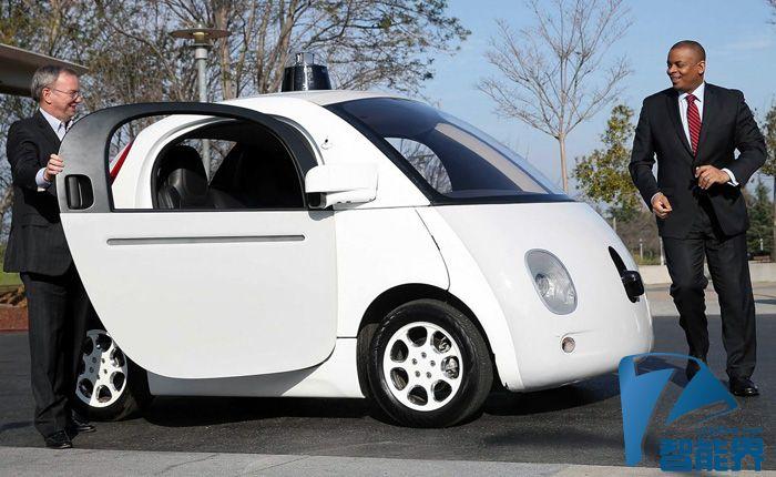 原来负责生产谷歌无人驾驶汽车的是这家公司