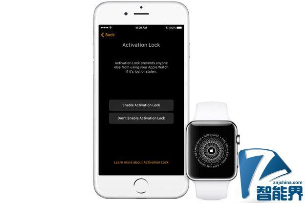 Apple Watch 很快将拥有和 iPhone 一样的防盗功能