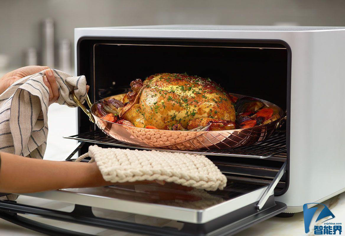 不想再烘焙出「暗黑料理」了?看看智能烤箱 June 怎么帮助你