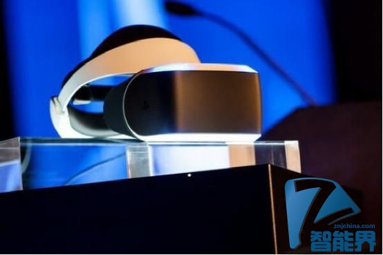 索尼虚拟现实设备明年亮相 将拥有30款游戏