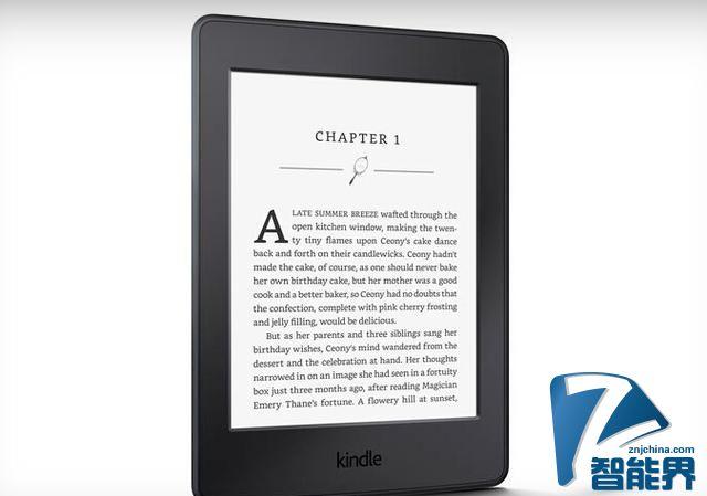 国行Kindle Paperwhite 3预售 售价958元