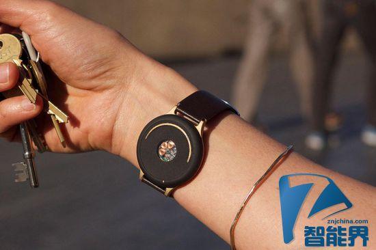 Doppel:一款能让用户兴奋或冷静的可穿戴设备