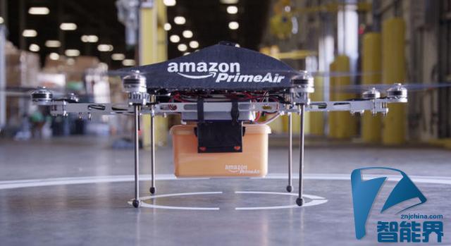 亚马逊呼吁统一联邦法规 为快递无人机放行