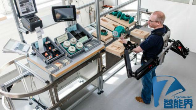 Robo-Mate外骨骼装置让人力气增加10倍