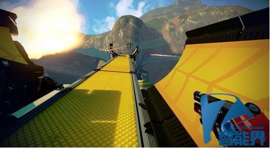 虚拟现实游戏可用鲜明的颜色减少眩晕感