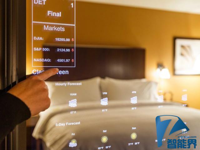 未来的酒店会拥有哪些高科技元素?